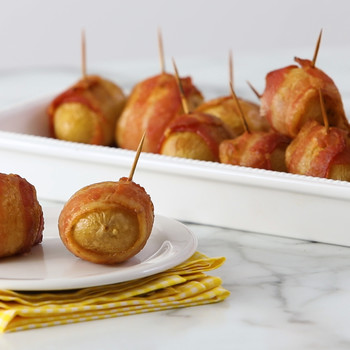 Bacon-Wrapped Potatoes Video EH