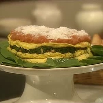 How to Make a Layered Omelet Part 1