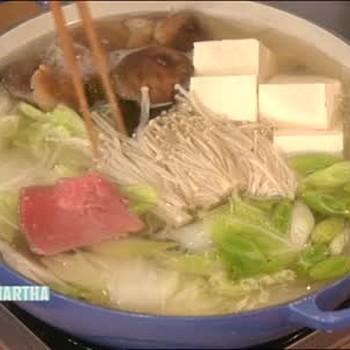 Japanese Shabu Shabu Hot Pot Recipe