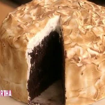 Marshmallow Chocolate Cake, Part One
