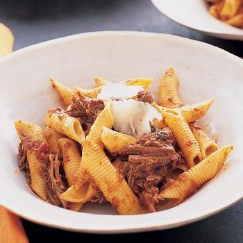 Beef Ragu with Pasta