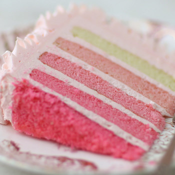 Ombre Stawberry Cake Video