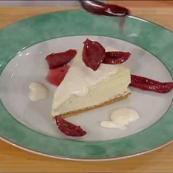 Emeril's Recipe for Goat Cheese Cheesecake, Part 2