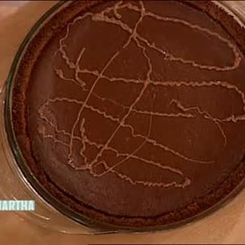Triple Chocolate Pumpkin Pie, Part 2