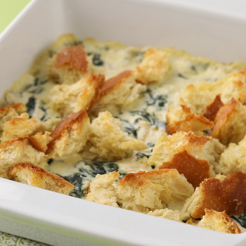 Spinach and Chicken Casserole