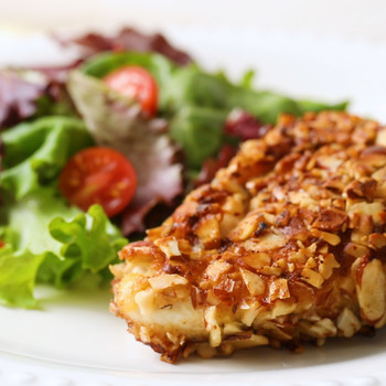 Easy Almond-Crusted Chicken