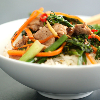 The Secret to the Perfect Stir-Fry