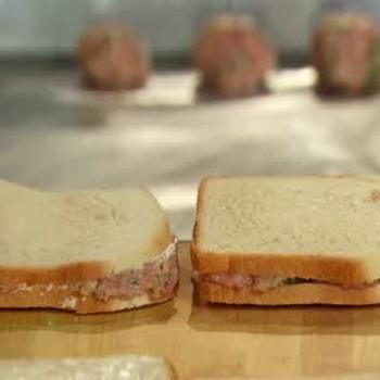 Christmas Dinner Meatball Sandwiches