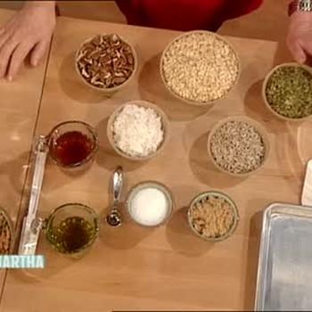 Easy Farmhand's Choice Granola Recipe