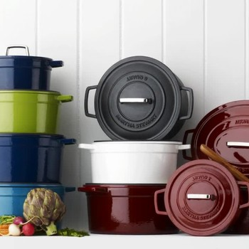 How to Use an Enameled Cast Iron Pot