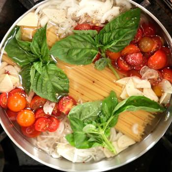Martha Stewart's One Pot Pasta Recipe