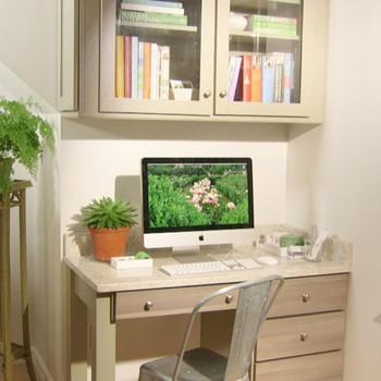 Martha Stewart's Small Kitchen Design
