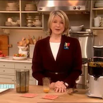 Martha's Must Haves - Breville Juicer