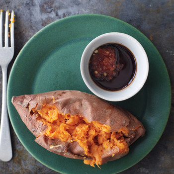 Savory Sweet Potato