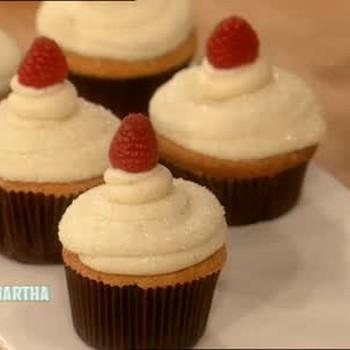 Meyer Lemon Cupcakes with Amy Berman