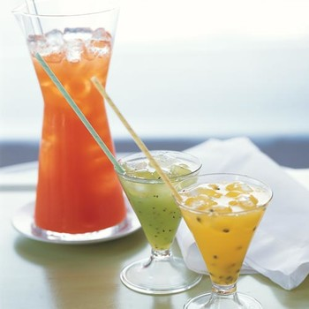 Papaya Melon Citrusade