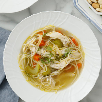 Easy Chicken Noodle Soup Video