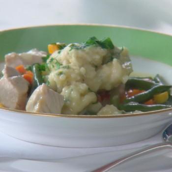 One-Pot Chicken and Dumplings Recipe