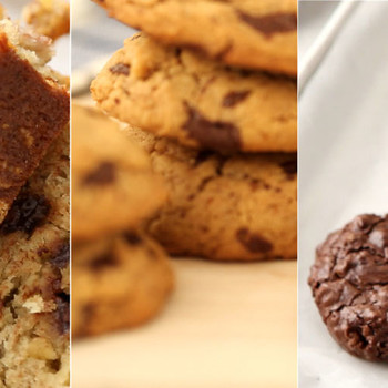 Terrific Treats with Chocolate Chips