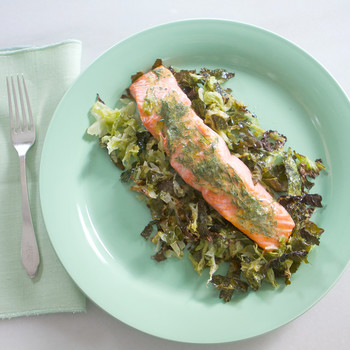 30-Minute One Pot Baked Salmon Recipe