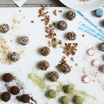 12 Brilliant Ways to Coat Chocolate Truffles