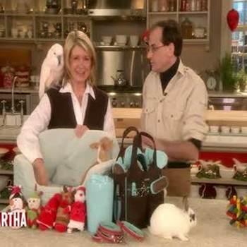 Christmas Pet Gifts with Marc Morrone