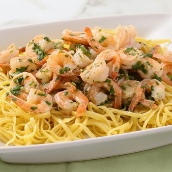 Shrimp with Garlic and Lemon Video