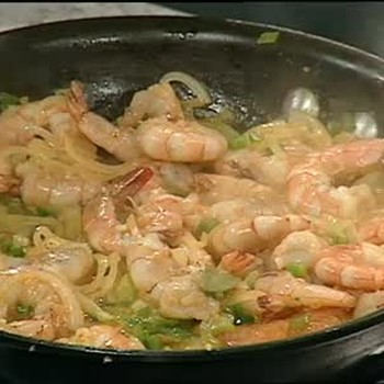 Emeril's Country Style Shrimp Etouffee