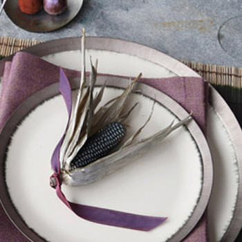 Good Things: Bleached Bamboo Placemats