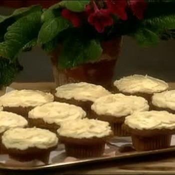 Martha Stewart's Carrot Cupcake Recipe