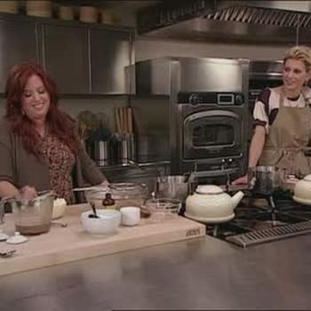 Martha's Chocolate Pot de Creme Recipe