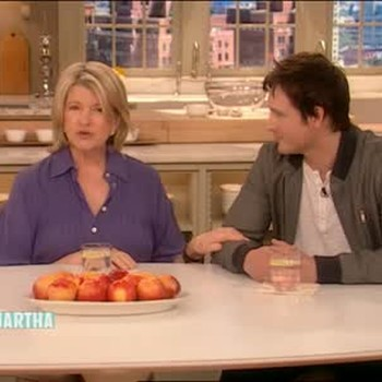 Turkey Meatballs with Peter Facinelli