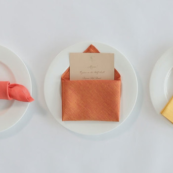 3 Napkin Folds for your Holiday Dinner