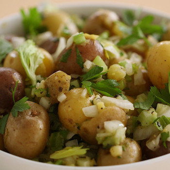 Fresh and Herby Potato Salad Video