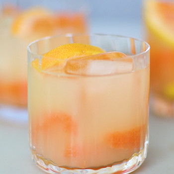 Vermouth & Grapefruit Sangria
