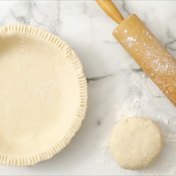Basic Pie Dough for Apple Pie Video