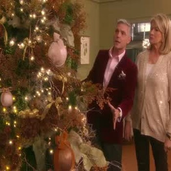 Christmas Trees and Handmade Ornaments