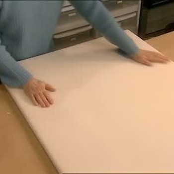 How to Make An Oversized Ironing Board