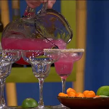 Mexican Flavors: Prickly Pear Margarita