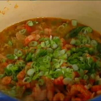 Shrimp Stock Roux and Coubillon Part 2