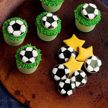 Sugar Goals: How to Make Soccer Cupcakes