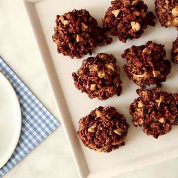 Crunchy Chocolate Treats