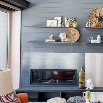 A New Take on Rustic Cabin Decor