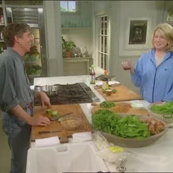 Asian Lettuce Wraps with Jeffrey Alford