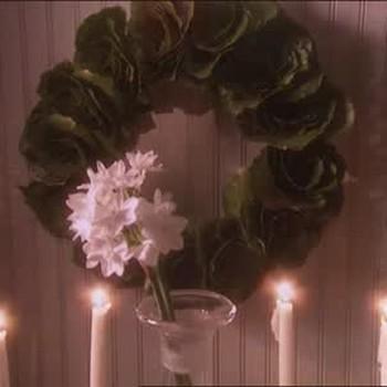 Homemade Christmas Wreaths and Garlands