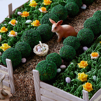 Watch: Martha's Bedford Easter Cake