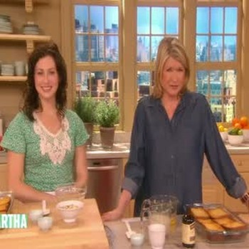 Nora Singley's Baked Almond French Toast