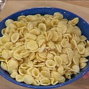 Pasta Primavera with Orecchiette Part 1