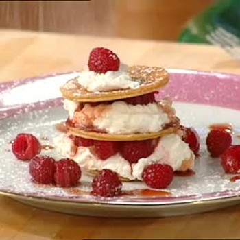 Puff Pastry Mille-feuille Recipe Part 3