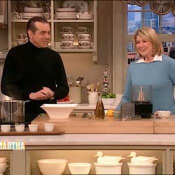 Spaghetti with Meyer Lemon Sauce, Part, 1